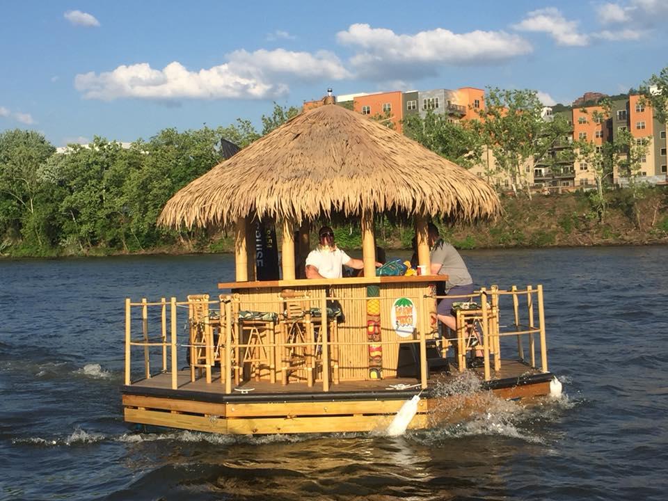 cruisin tikis on the river