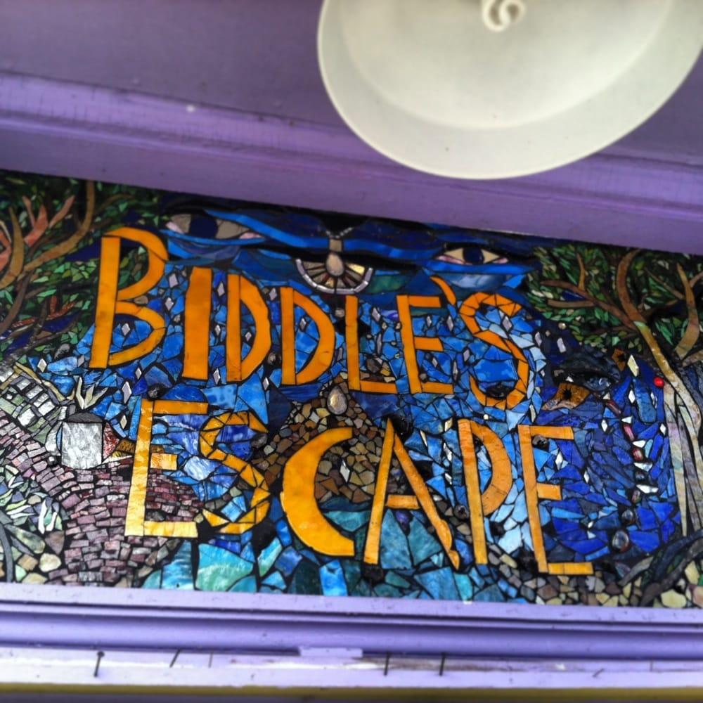 biddle's escape
