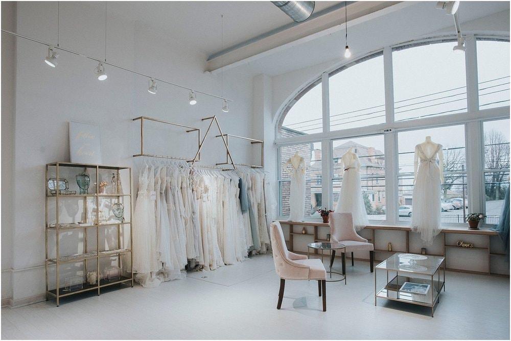 Blanc de Blanc Bridal Boutique