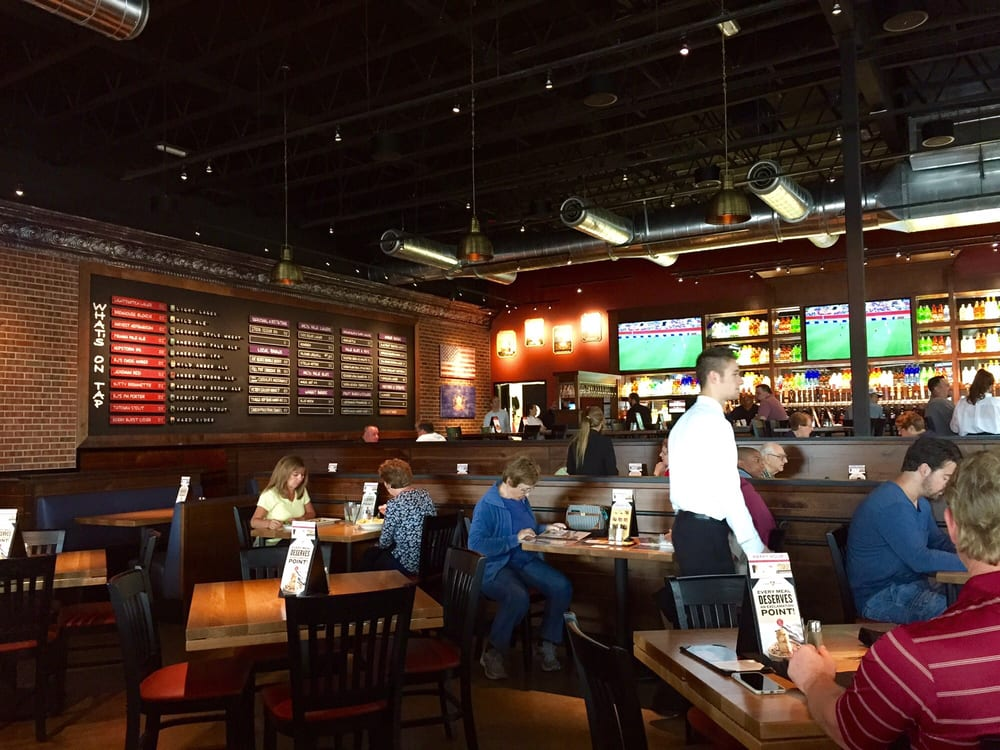 BJ's Restaurant and Brewhouse in Pittsburgh