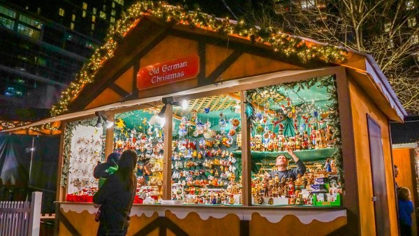 Downtown Pittsburgh Holiday Market
