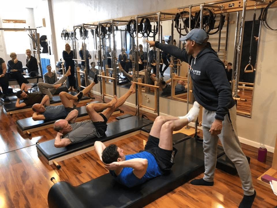 Moxie Mind and Body Pilates Studio