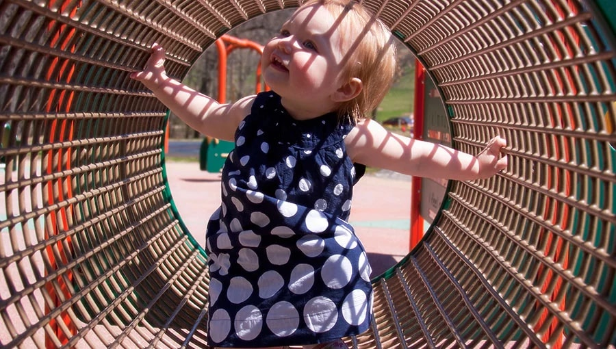 Anderson Playground at Schenley Park