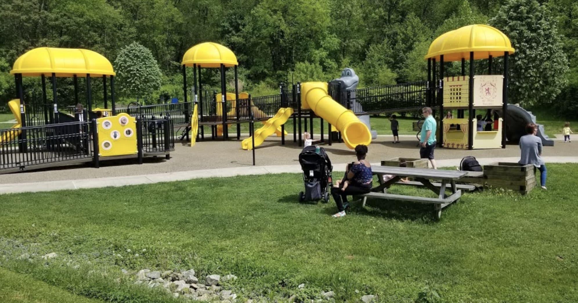 O'Block Playground