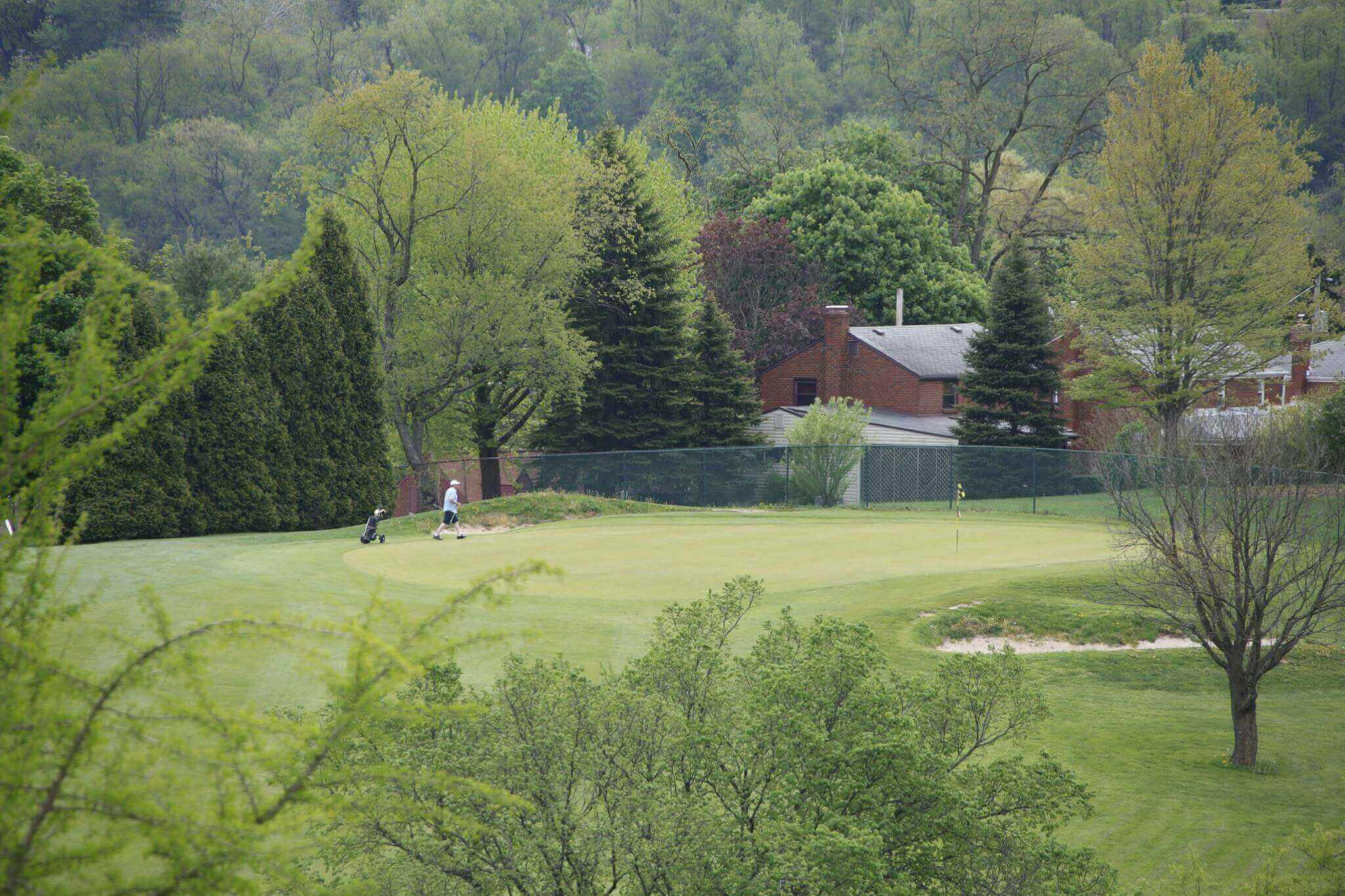 M. Lebanon Golf Course