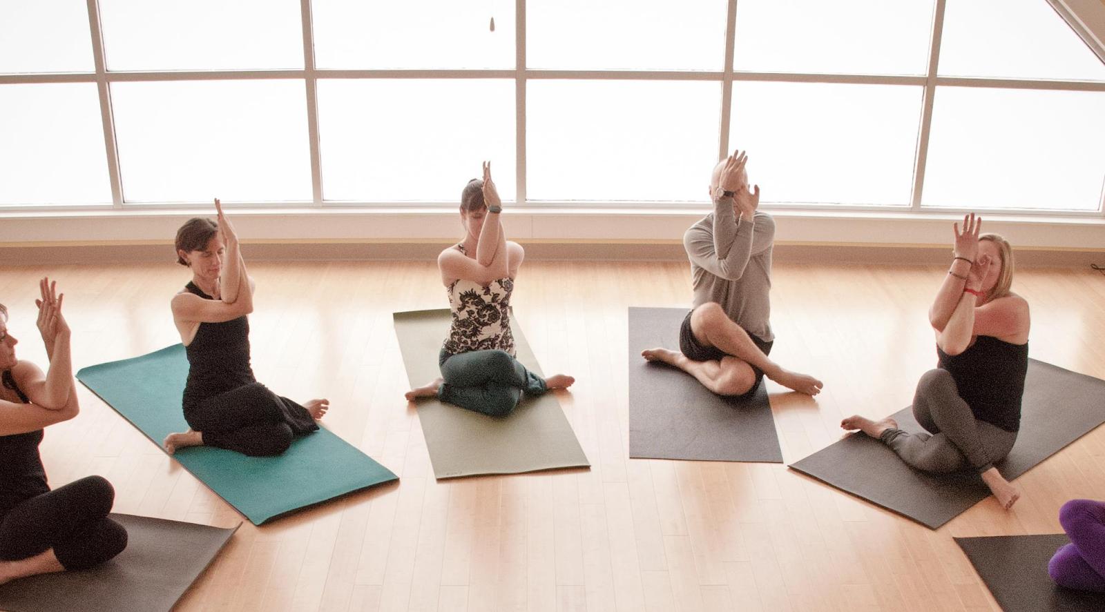 Schoolhouse Yoga