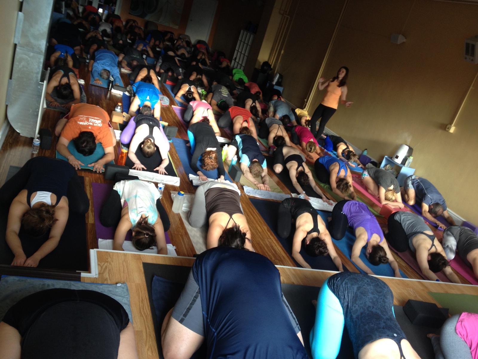 South Hills Power Yoga