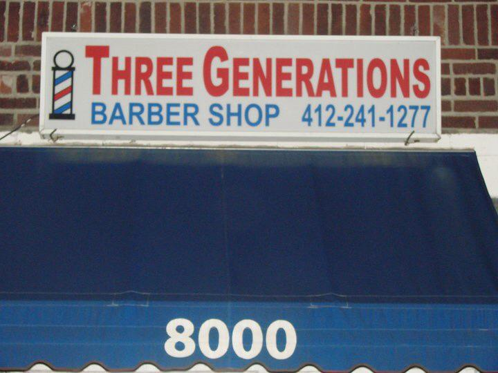 Three Generations Barbershop