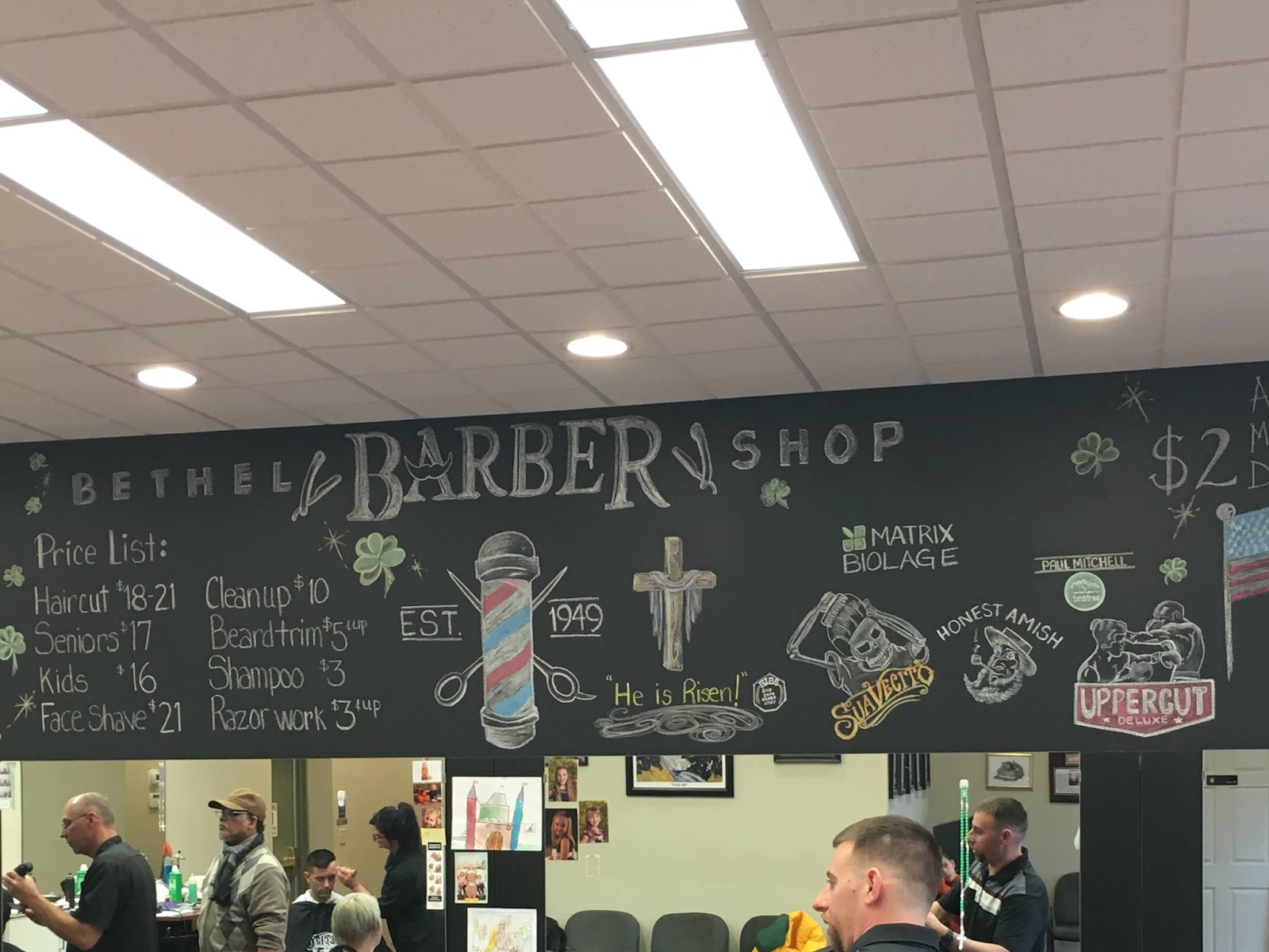 Bethel Barber Shop