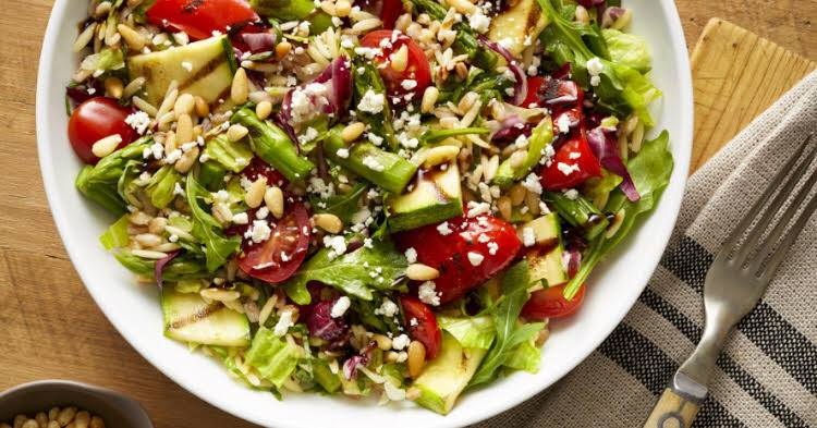 Italian salad from Bravo