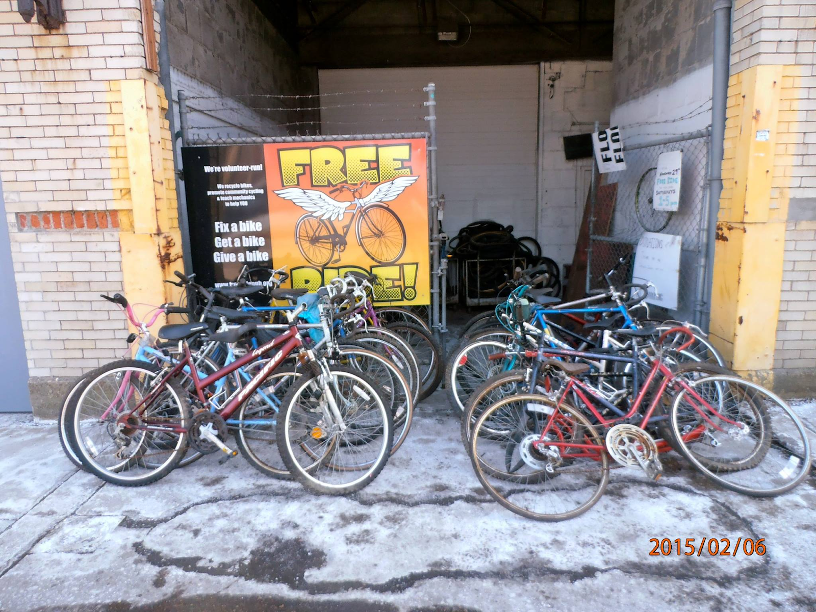 Freeride Bicycle Collective