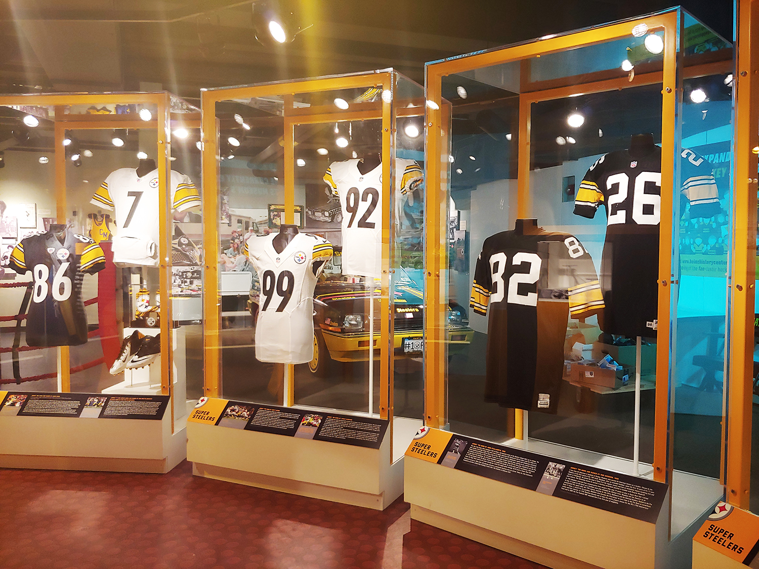 The Western PA Sports Museum