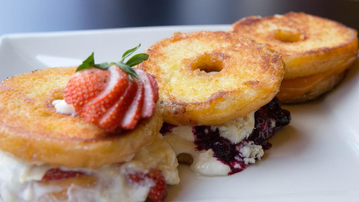 Image result for tom and chee donuts