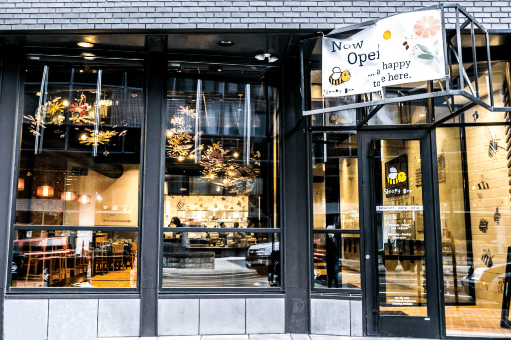 Sleepy Bee Cafe - Downtown Cincinnati