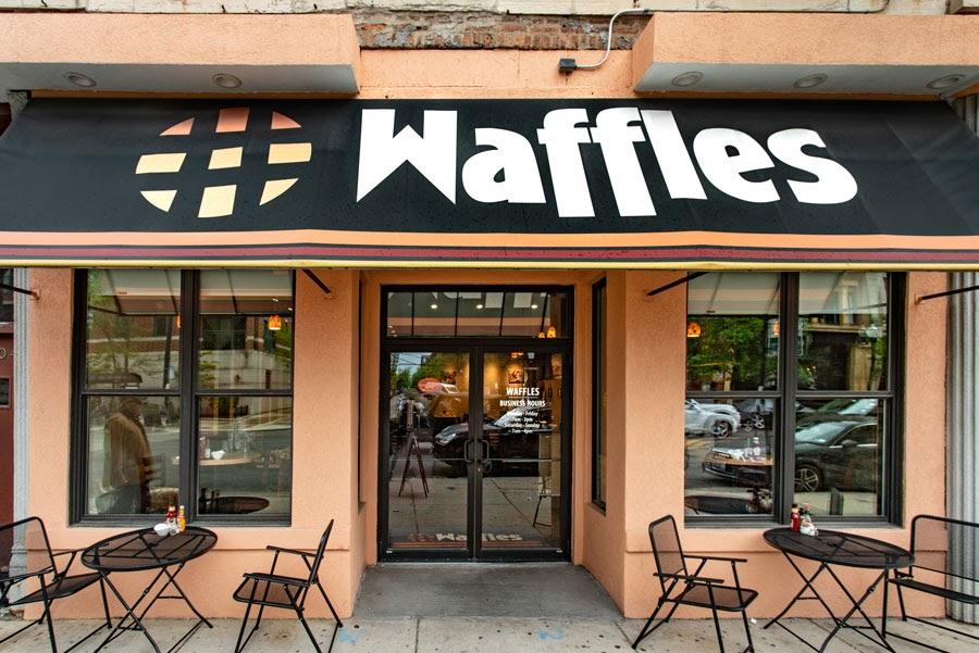 Chicago Waffles: West Loop