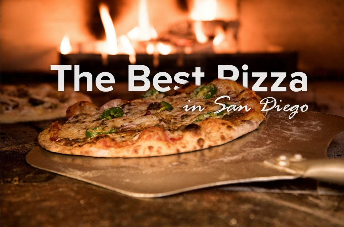 6 Restaurants Known for Serving the Best Pizza in San Diego