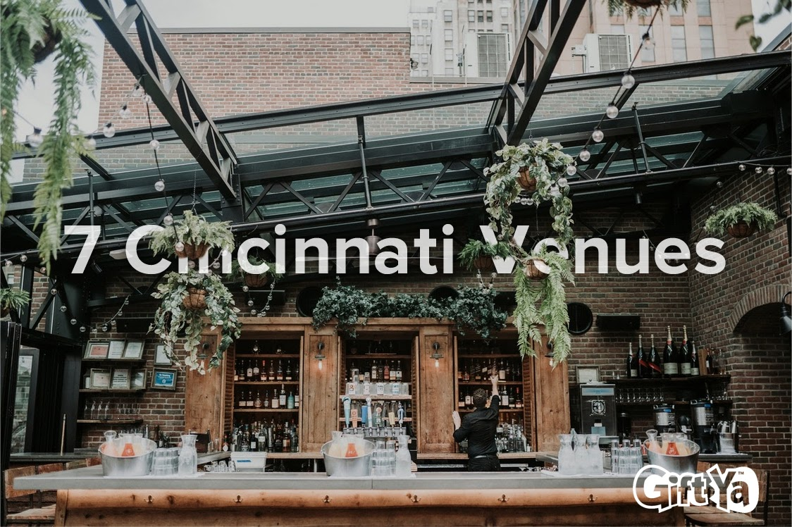 Experience An Upscale Rooftop Bar At One Of These 7 Cincinnati Venues