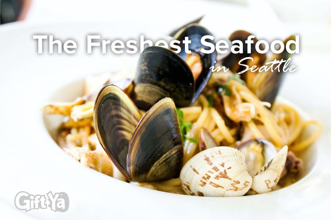 Dive Into Some of the Freshest Seafood in Seattle