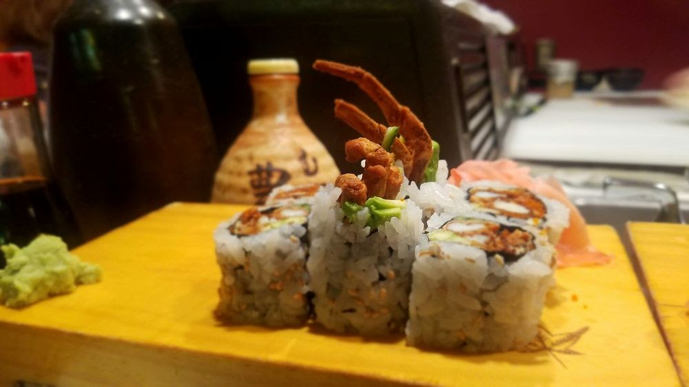 Photo of Toyoda Sushi - Seattle, WA, United States. Best sushi place! Family friendly family owned and you will feel like family you walk through the door. Best sushi in seattle!!