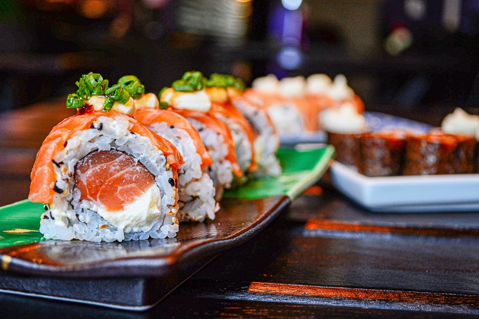 The Best Sushi in Charlotte, NC
