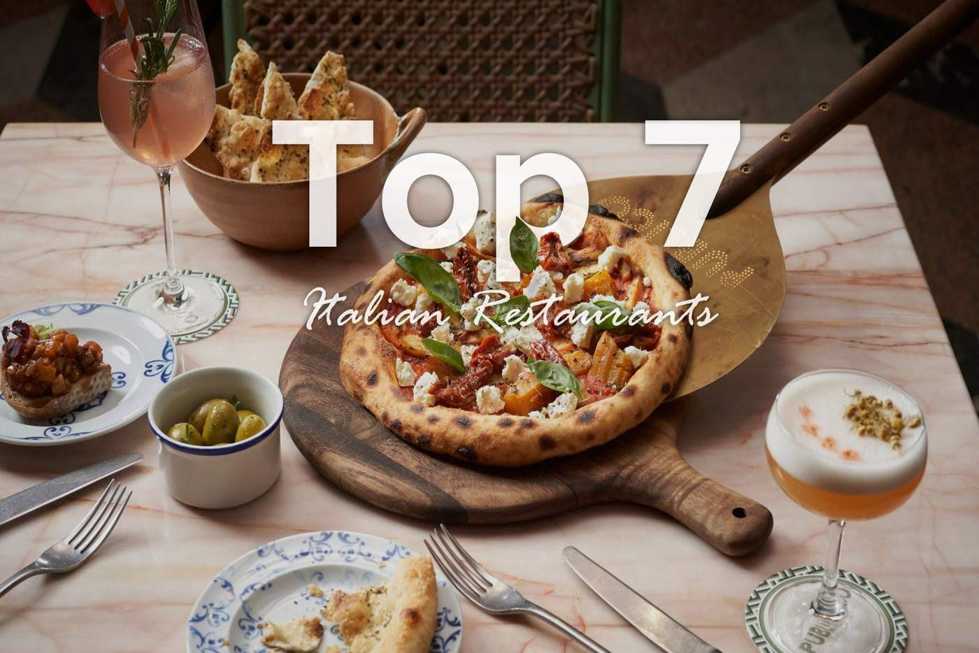 Top 7 Italian Restaurants in Denver