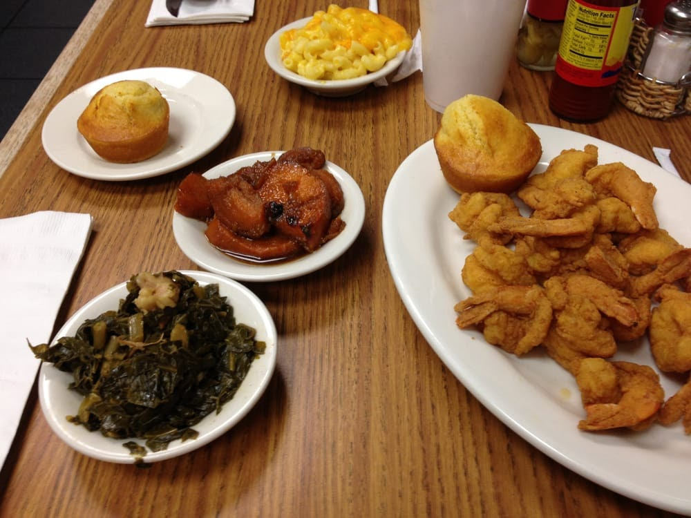 Photo of Uncle Gene's Soul And Seafood Cafe - Jacksonville, FL, United States. down home cookin'