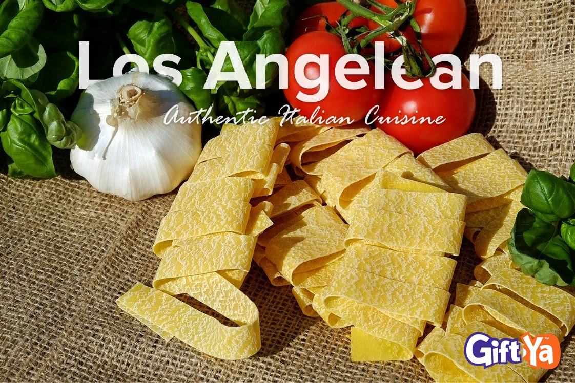 Los Angelean Authentic Italian Cuisine