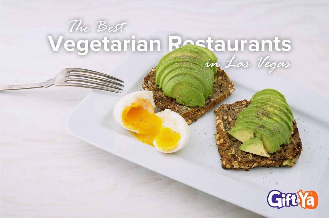 Las Vegas - Vegetarian restaurant