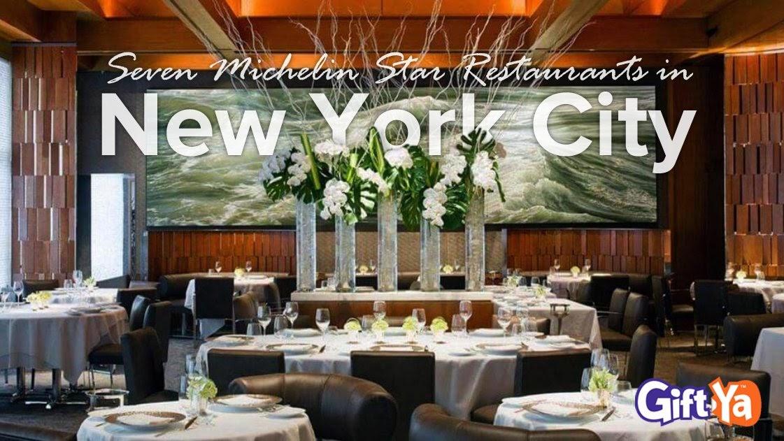 Michelin Restaurant NY
