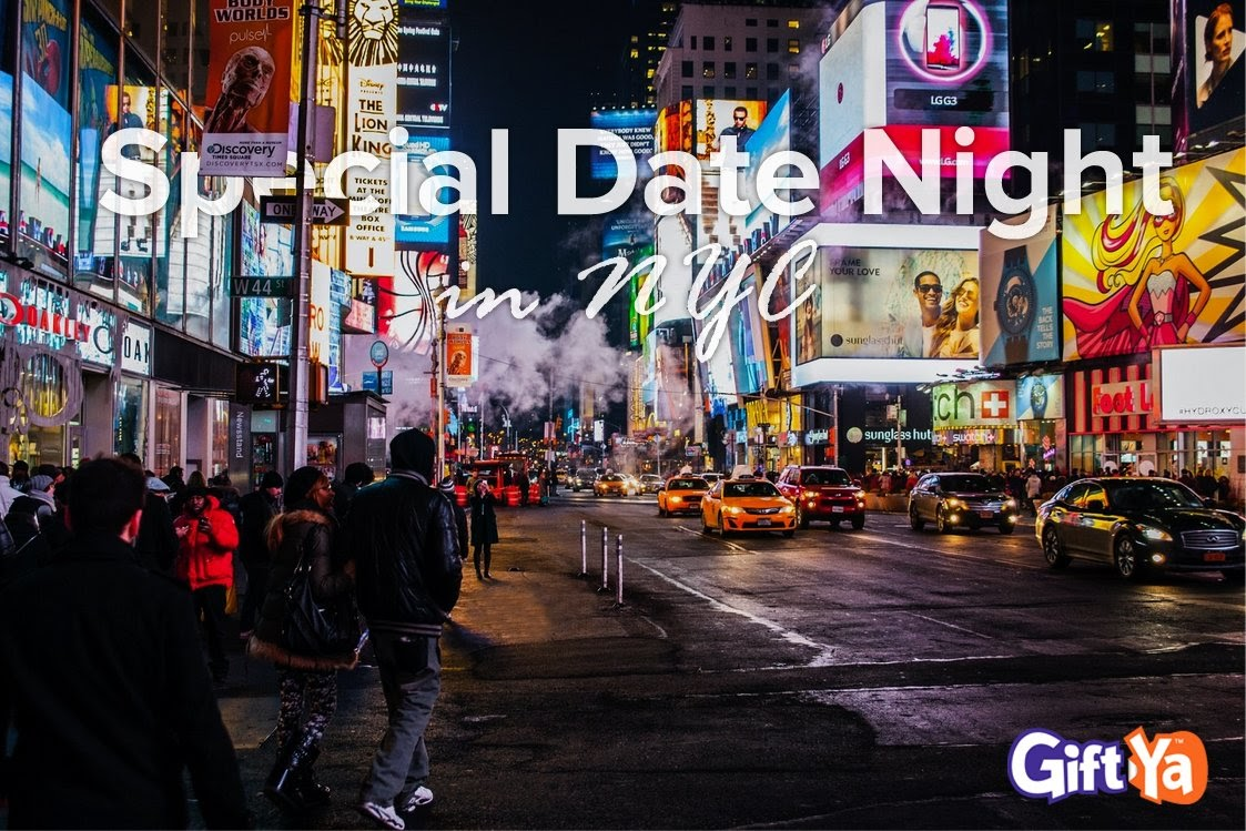 Date Night in New York City