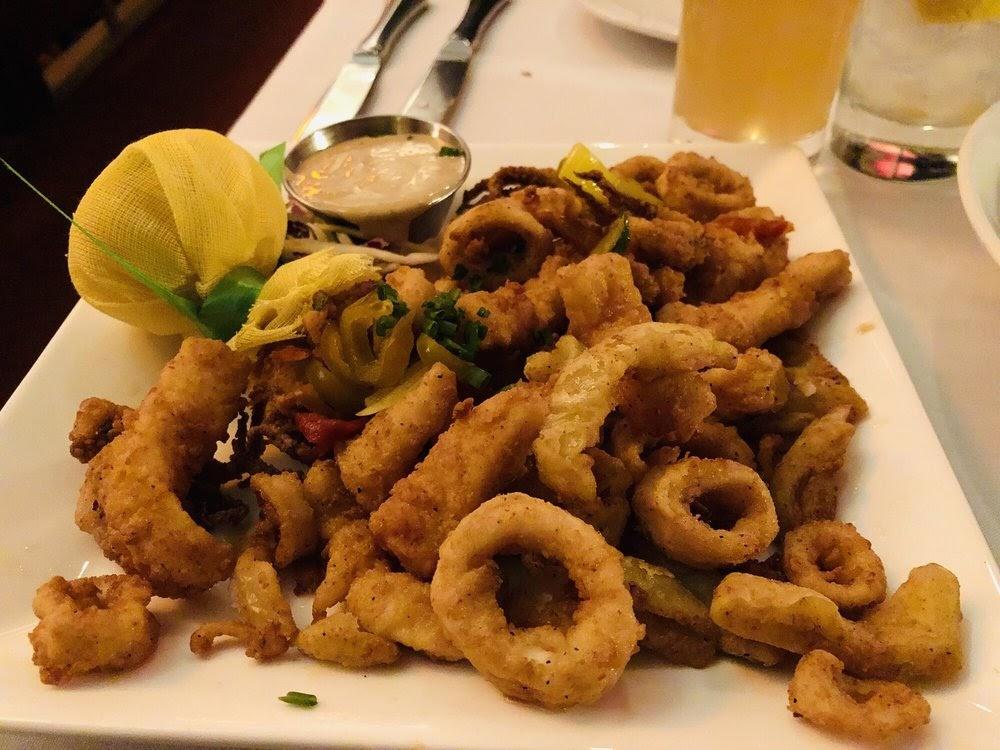 Photo of Kres Chophouse - Orlando, FL, United States. Calamari