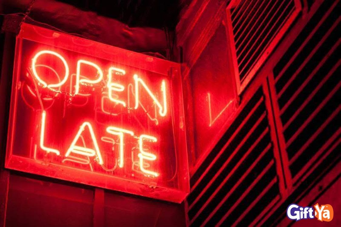 Open late restaurants in San Antonio