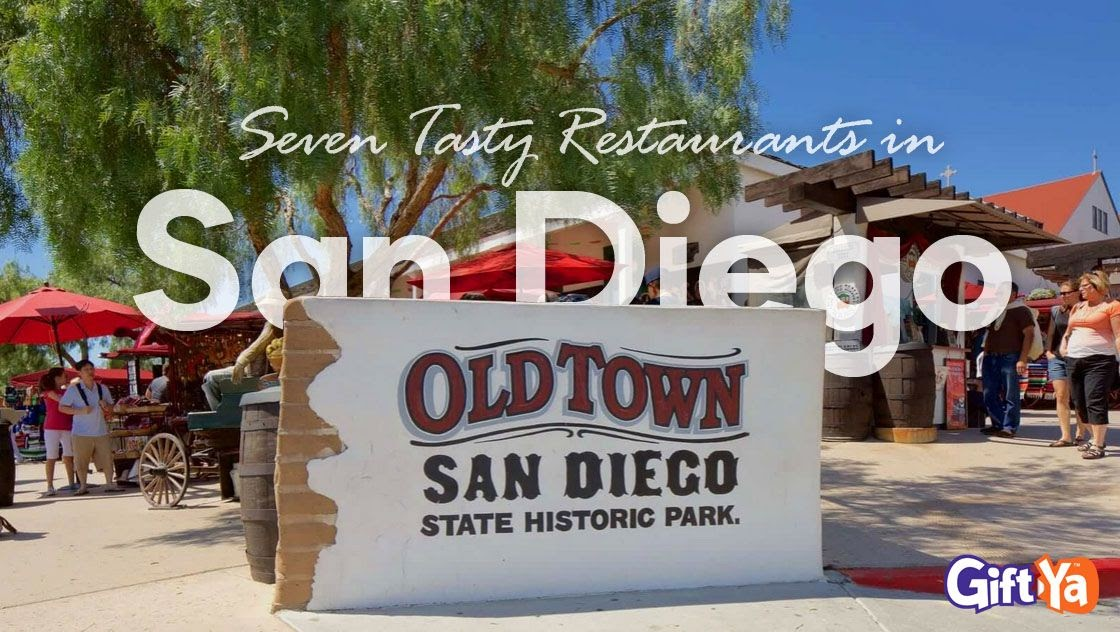 Tasty Restaurants in San Diego