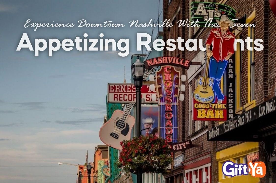 Appetizing Restaurant in Nashville
