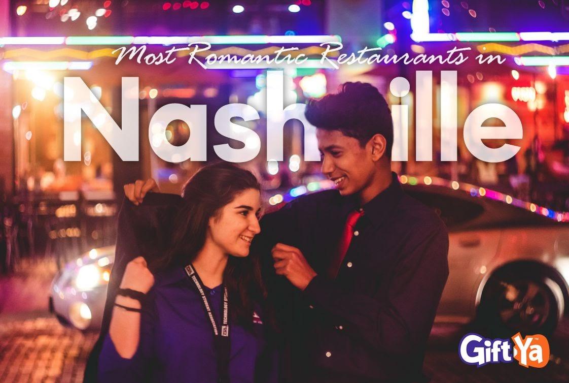 Romantic Restaurants in Nashville
