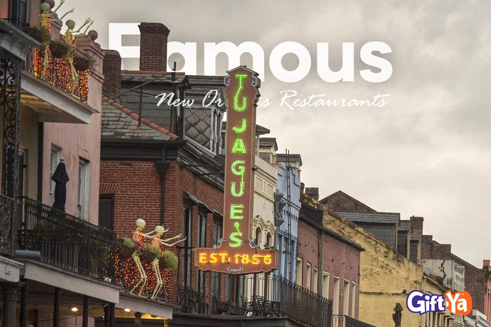 Famous Restaurants in New Orleans