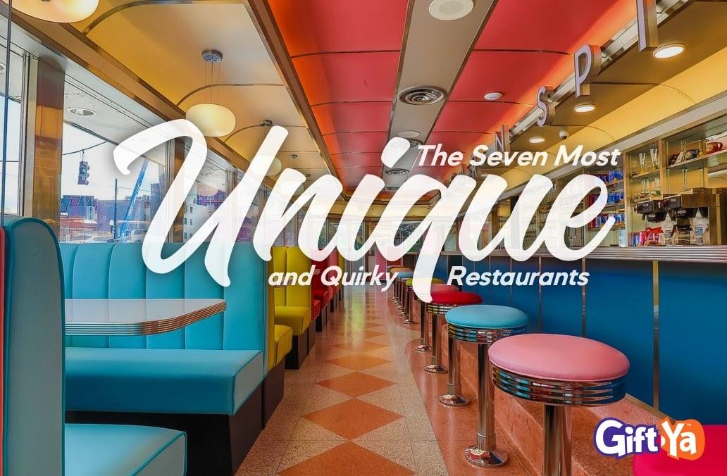 Unique Restaurants Interior
