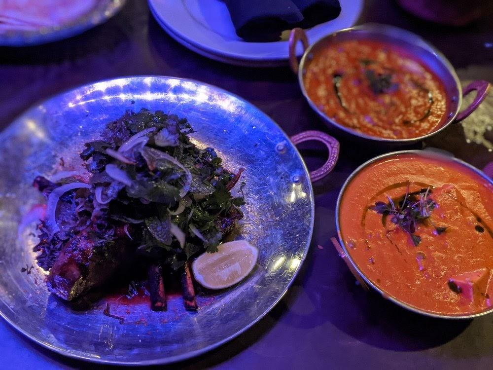 Photo of G'Raj Mahal Cafe & Lounge - Austin, TX, United States