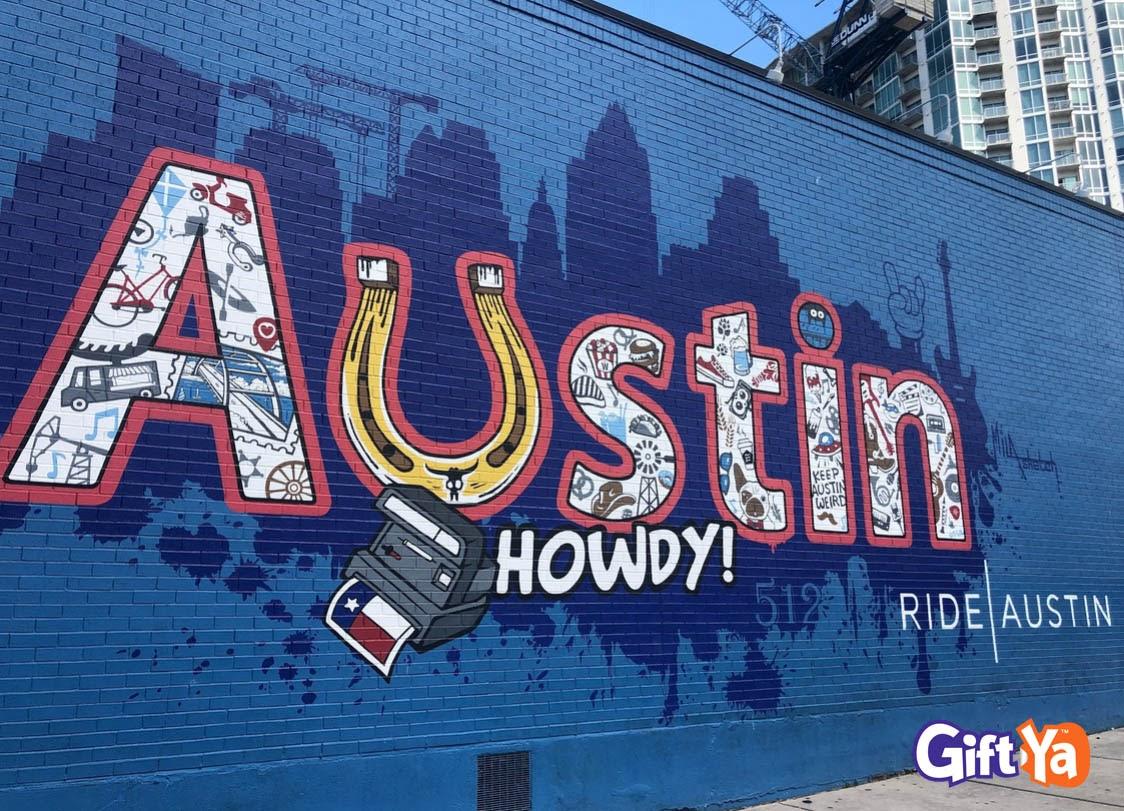 Austin Mural Art