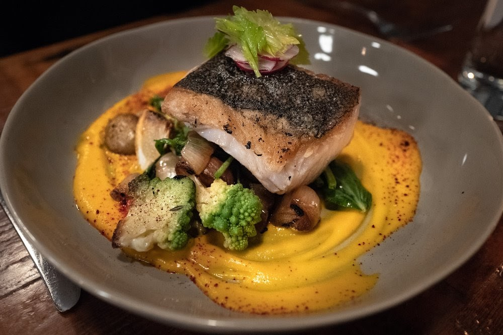 Photo of Le Coin - Seattle, WA, United States. Sablefish. Delish!