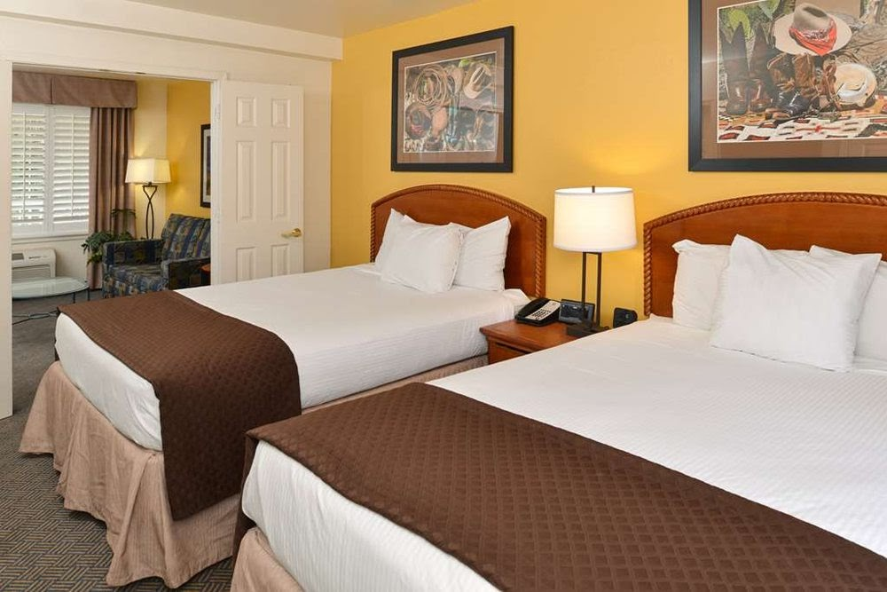 Photo of Red Lion Inn & Suites Phoenix Tempe - Tempe, AZ, United States. Junior Suite Two Queens