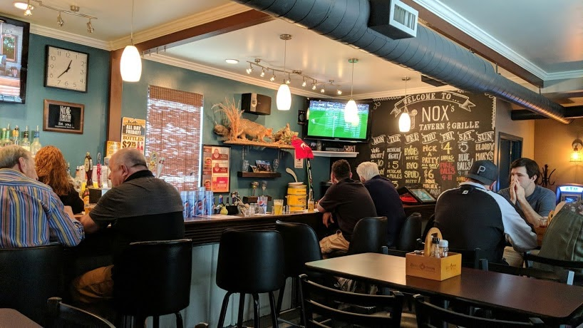 Nox's Tavern and Grille