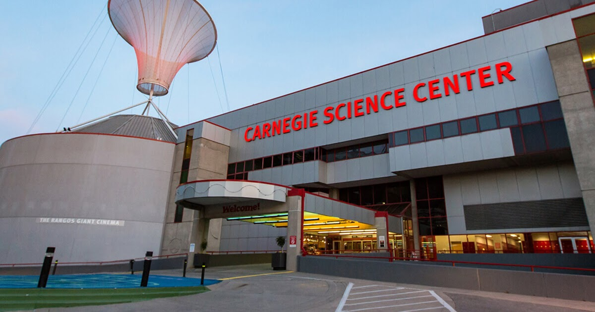 Image result for Carnegie Science Center pittsburgh