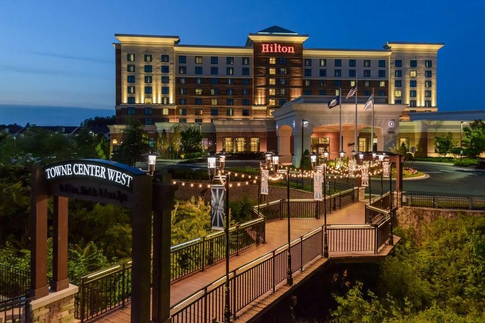 Photo of Hilton Richmond Hotel & Spa/Short Pump - Richmond, VA, United States. Exterior