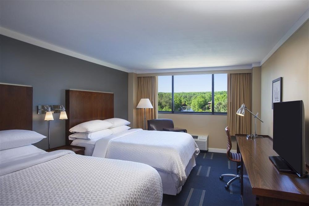 Photo of Four Points By Sheraton Richmond - Richmond, VA, United States. Double Room