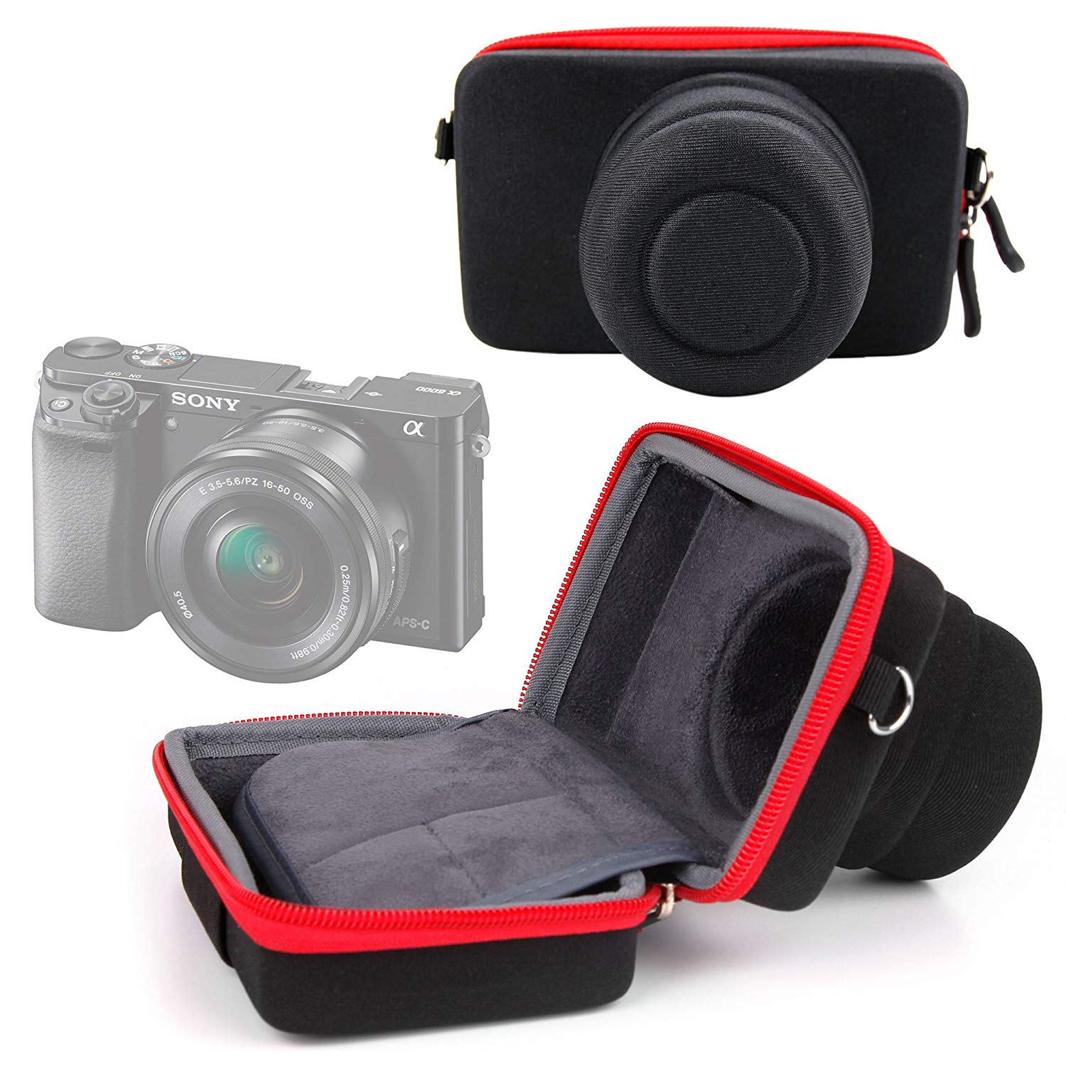 Sony a6000 DURAGADGET case