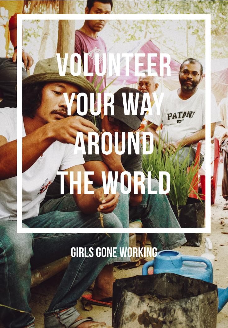 Volunteer around the world with Workaway