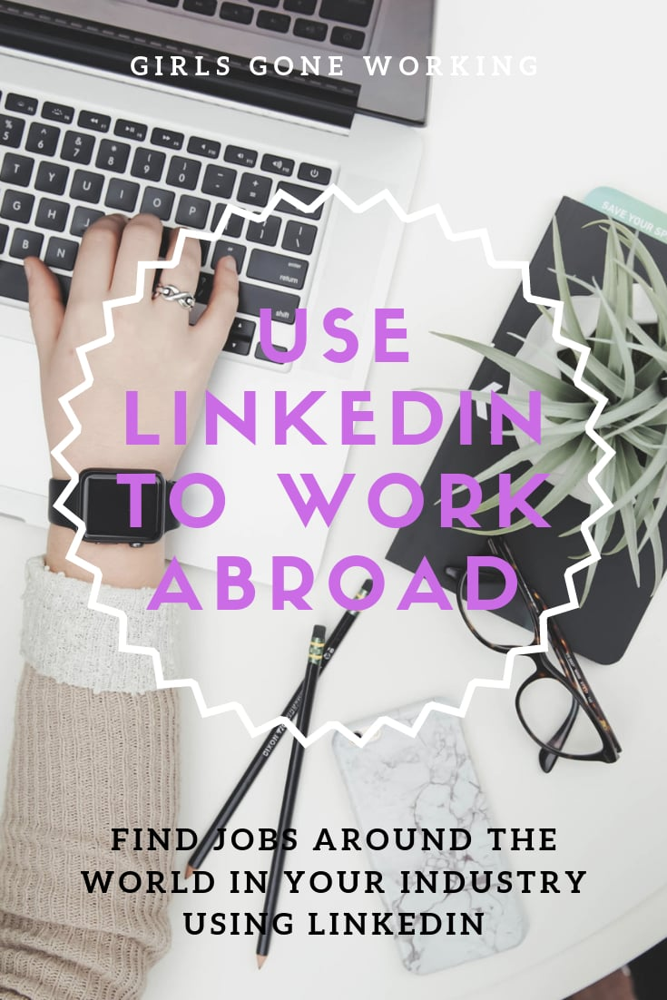 Travel the world with LinkedIn