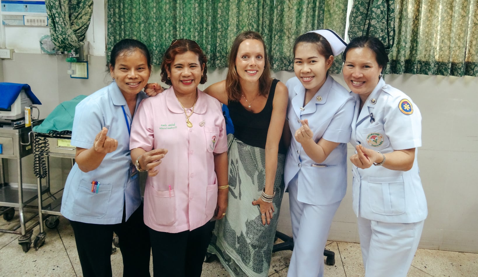 Travel the world as a registered nurse