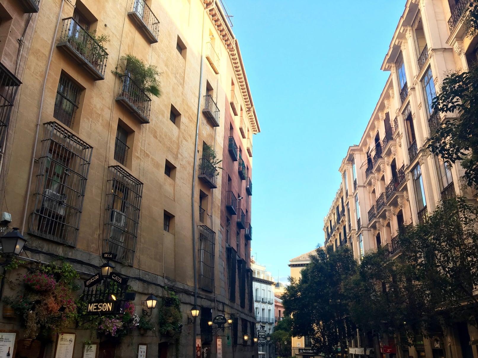 Teach English abroad in Spain